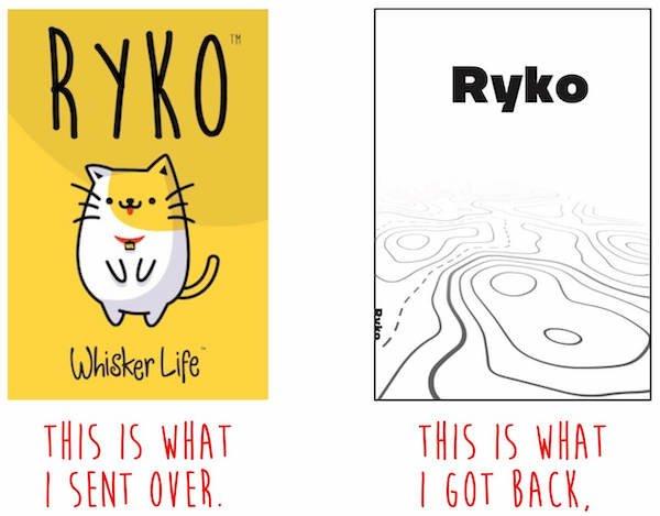 RYKO book